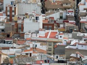 Sagunto, historic town in Spain